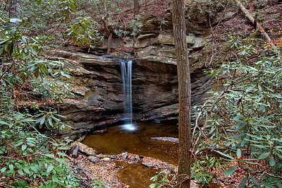 Sweet Thing Falls, South Carolina