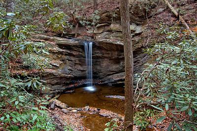 Sweet Thing Falls, South Carolina