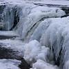 """<font color=""""#e9efb7"""">Aysgarth Falls"""