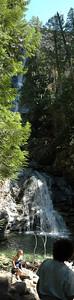 Falls in Stehekin, WA