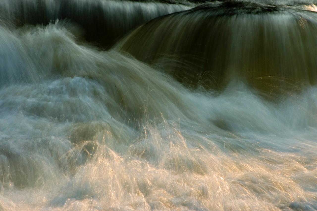 Mad Brook Falls at Flood Stage
