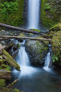 Gorton Creek Falls