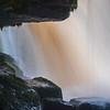 """<font color=""""#e9efb7"""">Under the Falls"""