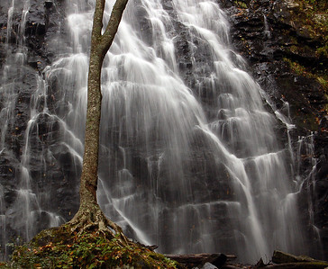 Crabtree Falls, Blue Ridge Parkway, North Carolina