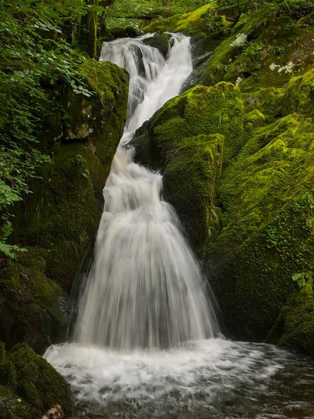 Stock Ghyll Falls