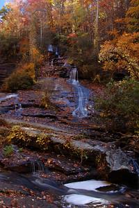 Twin Falls (Low Water Level), South Carolina