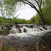 """""""Presque Isle River Falls"""""""