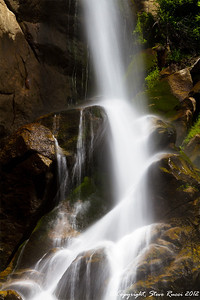 Grizzly Falls - Kings Canyon National Park