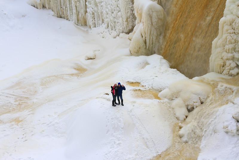Tahquamenon Falls  2