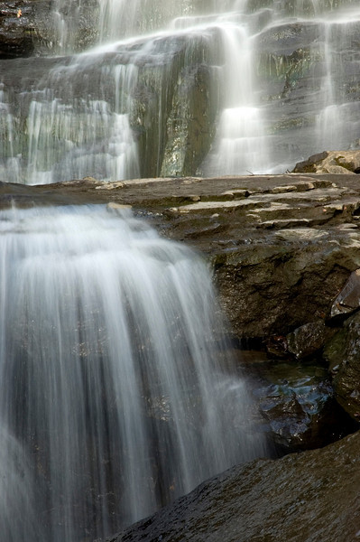 Tinker Falls, Central New York State