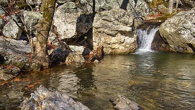 Little Missouri River Falls, Ouachita Mountains, Arkansas