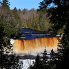 All Alone at Tahquamenon Falls 2