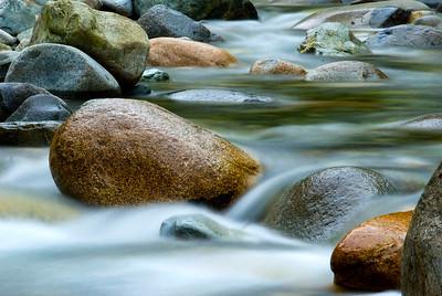 Lynn Valley River, Vancouver, B.C.