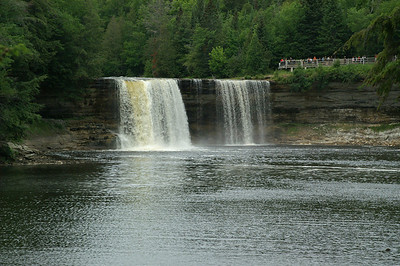 Tahquamenon Falls North of Newberry,MI