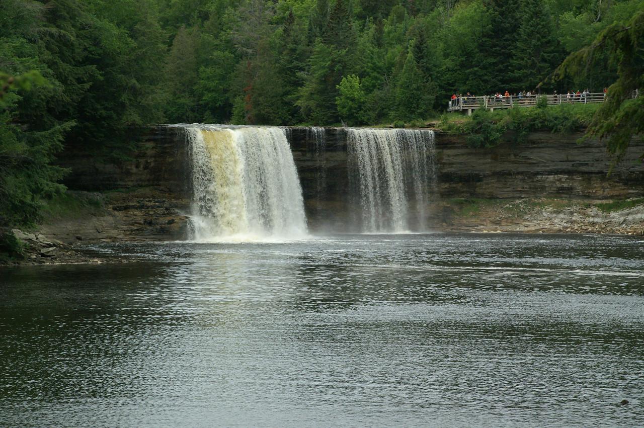 Tahquamenon Falls North of Newberry,MI