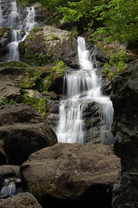 Dark Hollow Falls, Shenandoah National Park, Virginia
