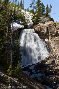 Rustic Falls - Yellowstone National Park