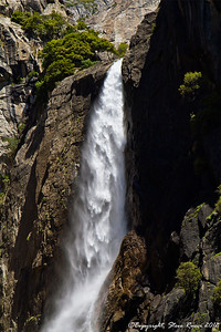 Lower Yosemite Fall, Yosemite National Park - California.