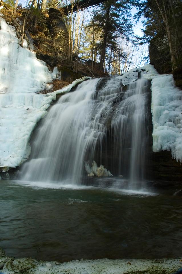 Rexford Falls, Sheburne, NY