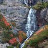 Bridal Veil Falls,<br /> Utah