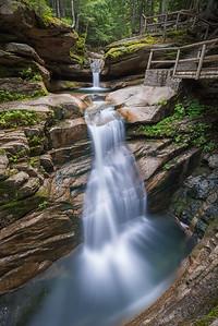 Sabbaday Falls New Hampshire