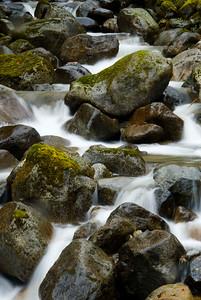 Creek at Silver Lake, B.C. Canada