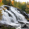 """ Bond Falls in the Fall "" 4  Bond Falls Paulding Michigan"