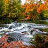 Autumn at Bond Falls