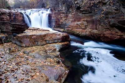 Merryville Falls, Merryville B.C. Canada