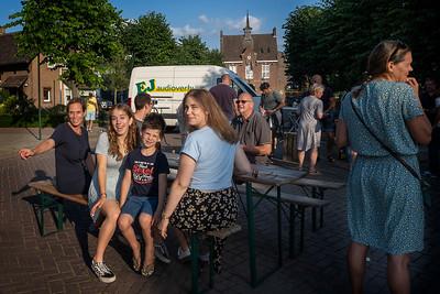 Bewoners Kerkplein