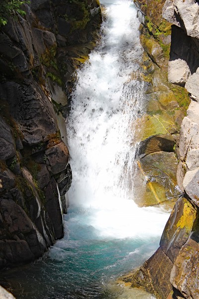 Rocks, Water, Rocks