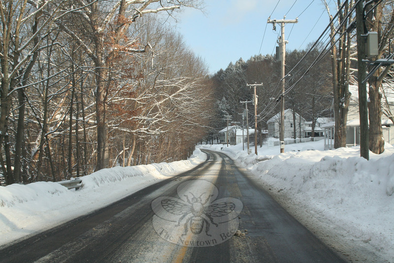 Glen Road.  (Hicks photo)