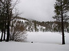Jenks Lake, San Bernardino Mountains, California during the Winter Camp we attend with friends in February.