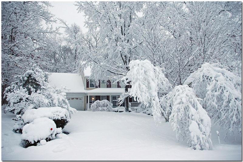 Last DC snowfall - 1