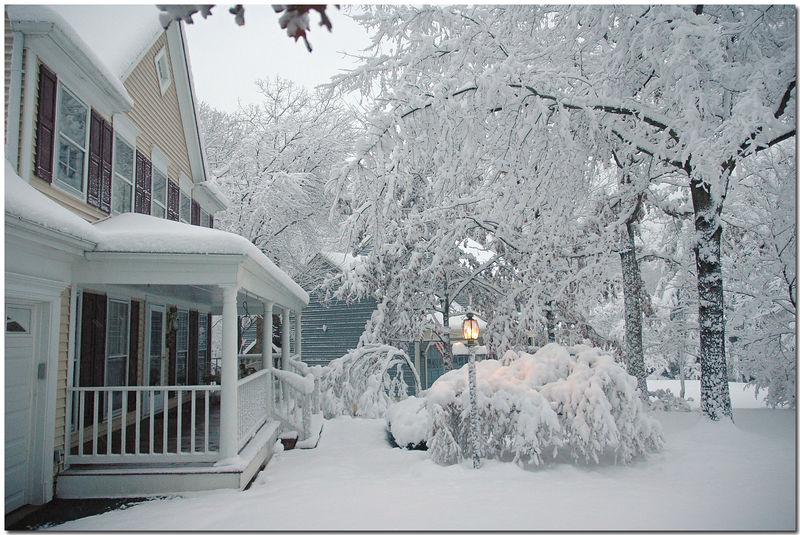 Last DC snowfall - 2