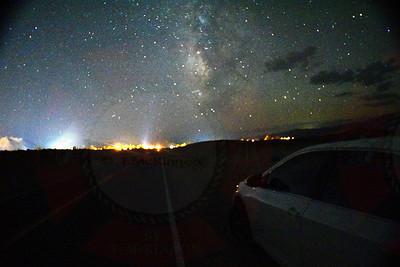 Milky Way Over Tonopah
