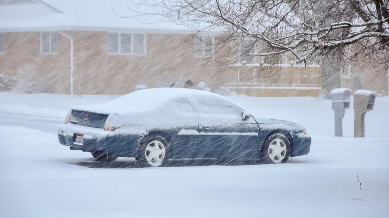 Ohio Winter Storm