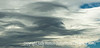 Cloud Sequence 1 - Interesting Low Flattish Clouds with Softly Curved Edges