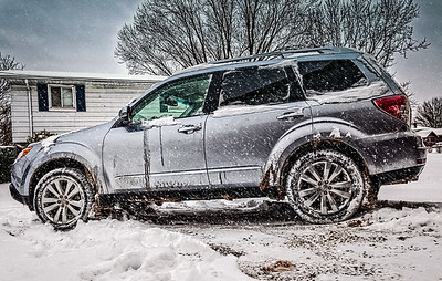 2012 Subaru Forester Touring