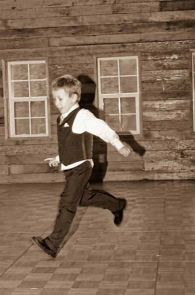 Dancin' man