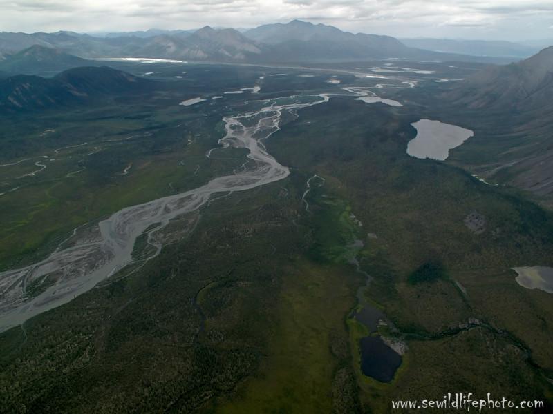 Arctic National Wildlife Refuge, AK.