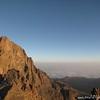 Mount Kenya.