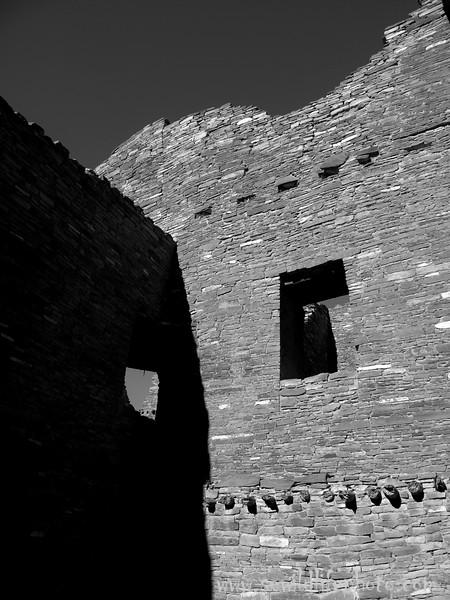 Chaco Canyon. NM.