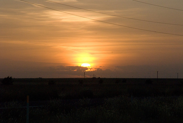 West Texas Sunsets