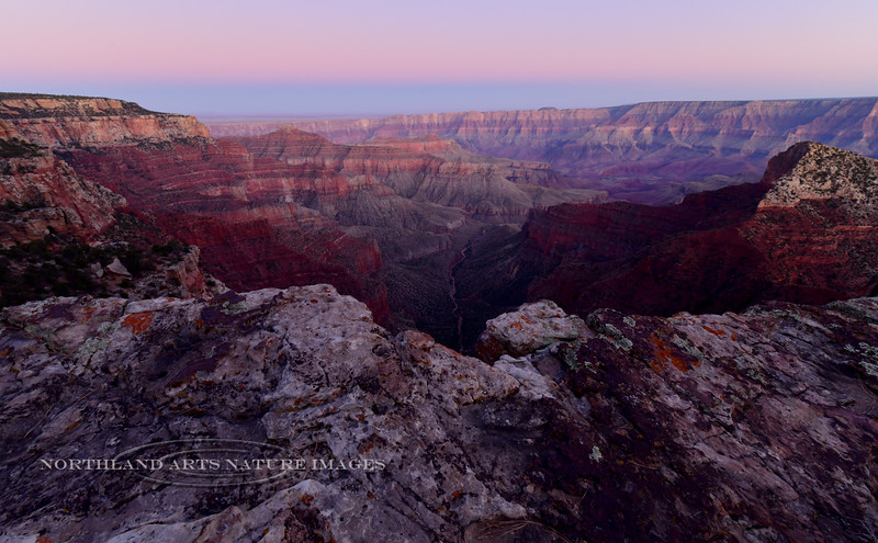 AZ-GCNP2019.10.15#1776.C5. Moods of Sunset, from the North Rim of the Grand Canyon Arizona.