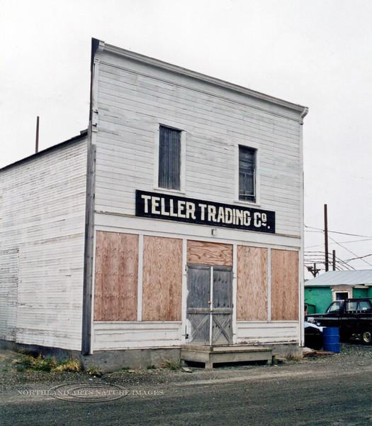 AK-SPt-2001.6.#5143.4. Teller Trading Company, Seward Peninsula Alaska.