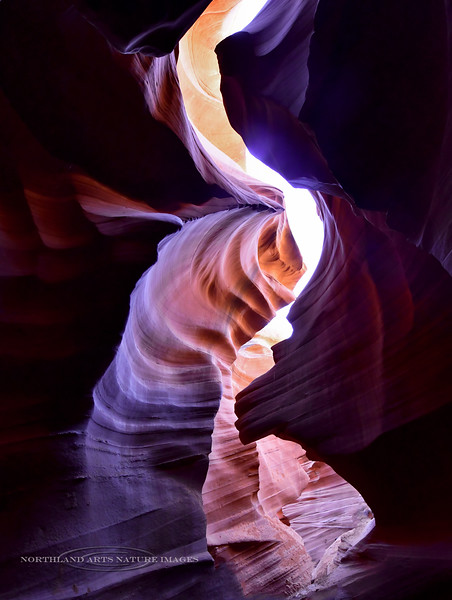 AZ-ACL2018.10.25#021. Lower Antelope Canyon. Page Arizona.