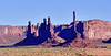 AZ-MVNP, Monument Valley, Totem Pole and Yei Bi Chei. Arizona/Utah. #105.089