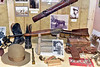 AZ-GFM-2018.10.8#021.2. Mod.1895 Winchester lever action saddle ring carbine. Preferred long arm of the Arizona Rangers. Gun Fighter's Museum, Tombstone Arizona.