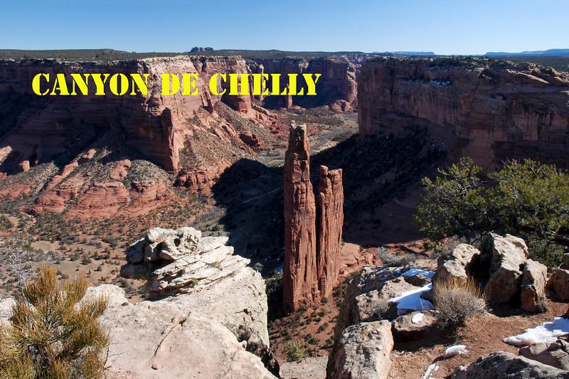 AZ-CDC- Canyon de Chelly 1.